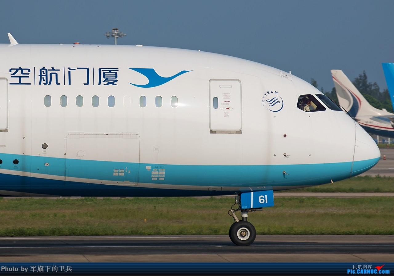 Re:[原创]【福州飞友会】FOC拍机组图 BOEING 787-8 B-2761 中国福州长乐国际机场