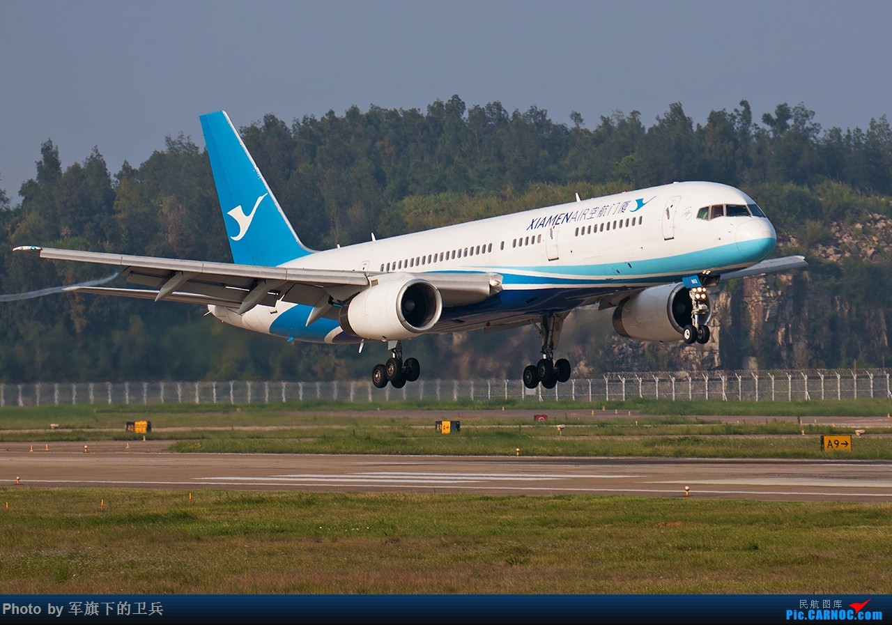 Re:[原创]【福州飞友会】FOC拍机组图 BOEING 757-200 B-2862 中国福州长乐国际机场