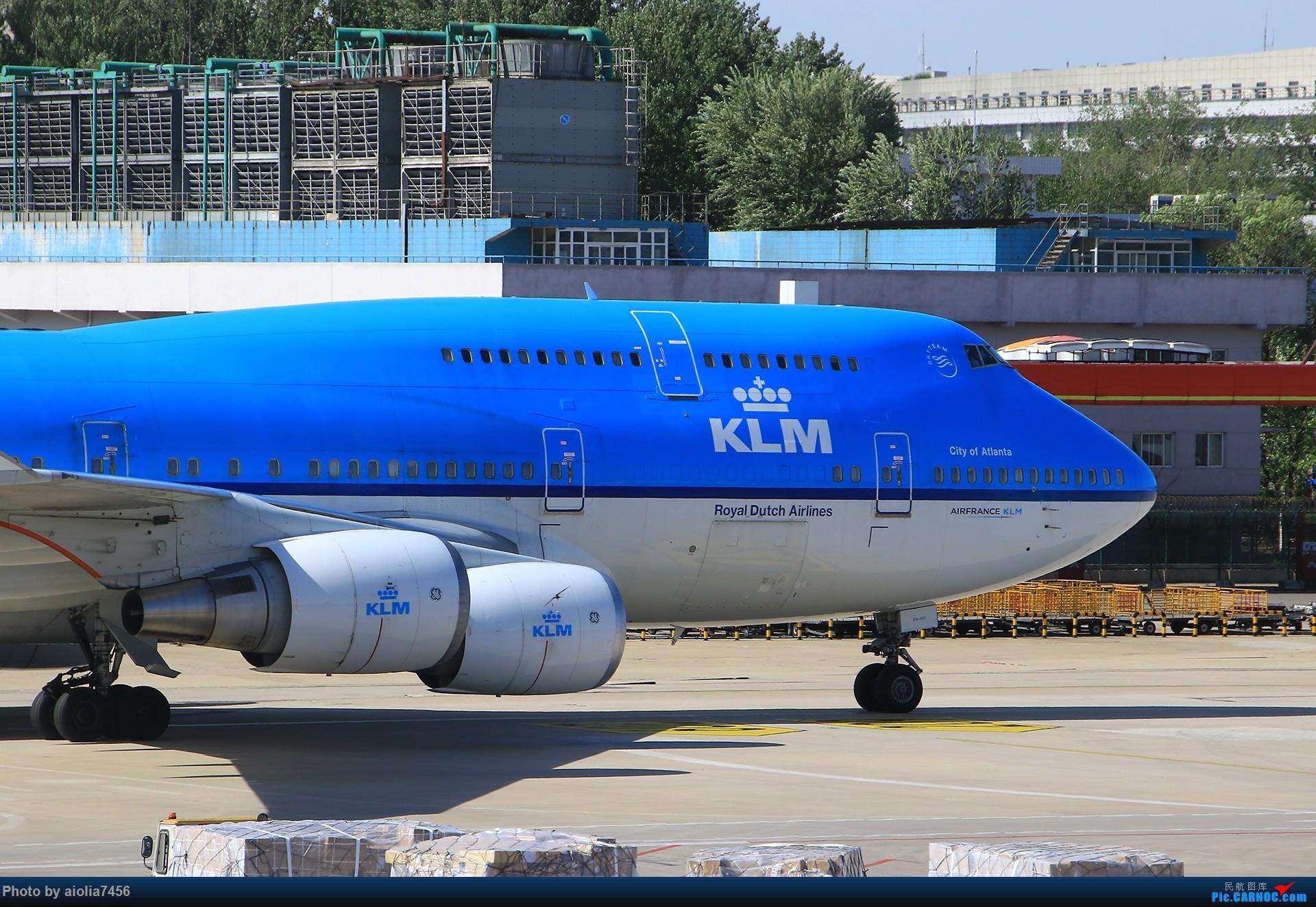 Re:[原创]【合肥飞友会】西行归来第二弹--西行拍机 BOEING 747-400 PH-BFA 中国北京首都国际机场