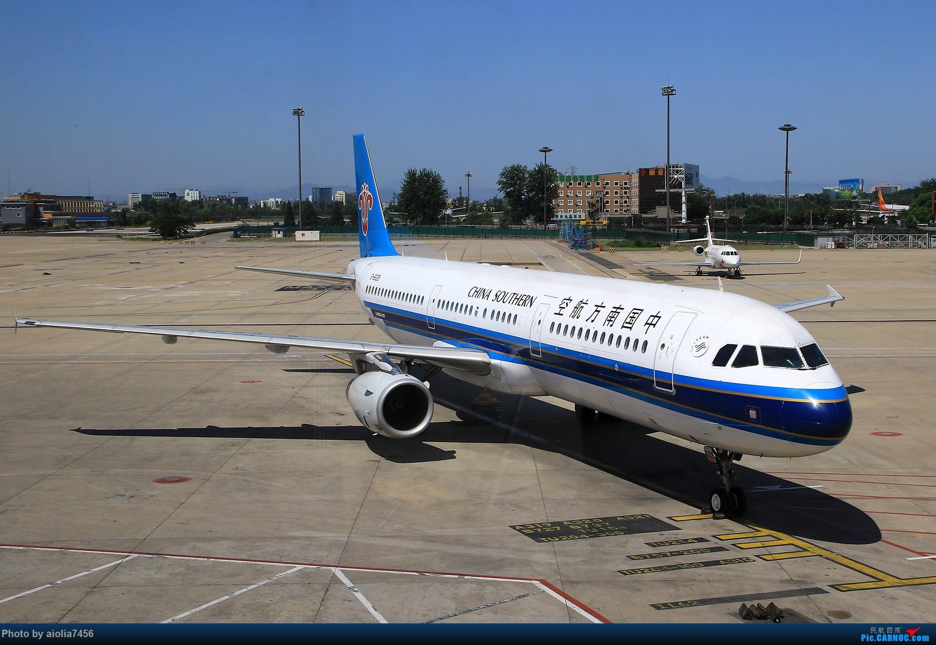 Re:[原创]【合肥飞友会】西行归来第二弹--西行拍机 AIRBUS A321-200 B-6629 中国北京首都国际机场