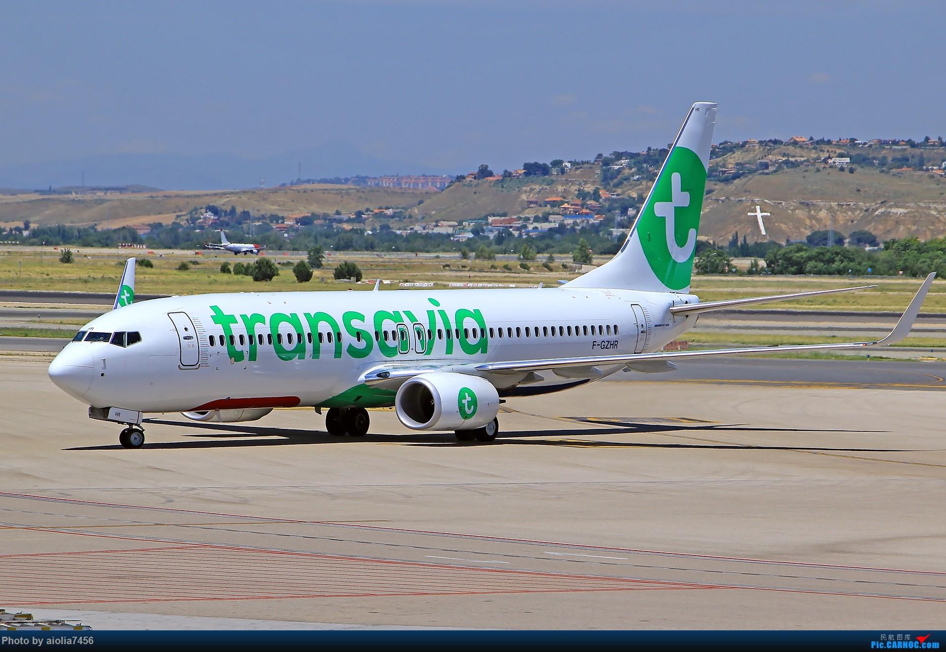 Re:[原创]【合肥飞友会】西行归来第二弹--西行拍机 BOEING 737-800 F-GZHR 西班牙马德里机场