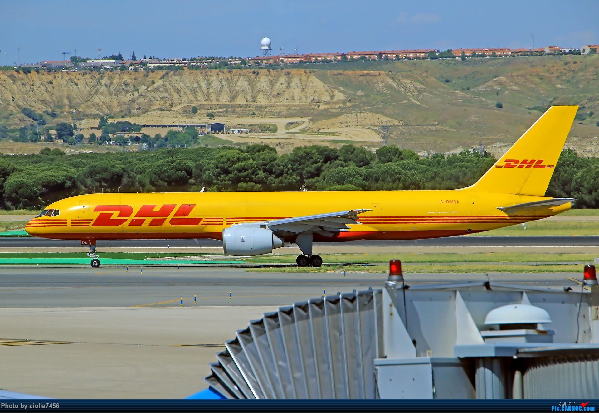 Re:[原创]【合肥飞友会】西行归来第二弹--西行拍机 BOEING 757-200 G-BMRA 西班牙马德里机场