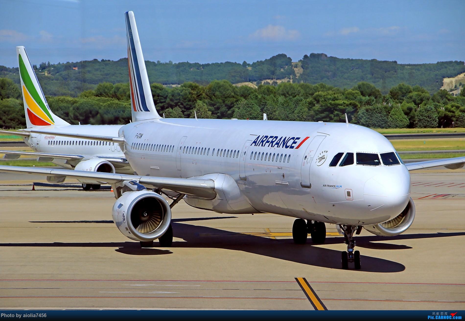 Re:[原创]【合肥飞友会】西行归来第二弹--西行拍机 AIRBUS A321 F-GTAM 西班牙马德里机场