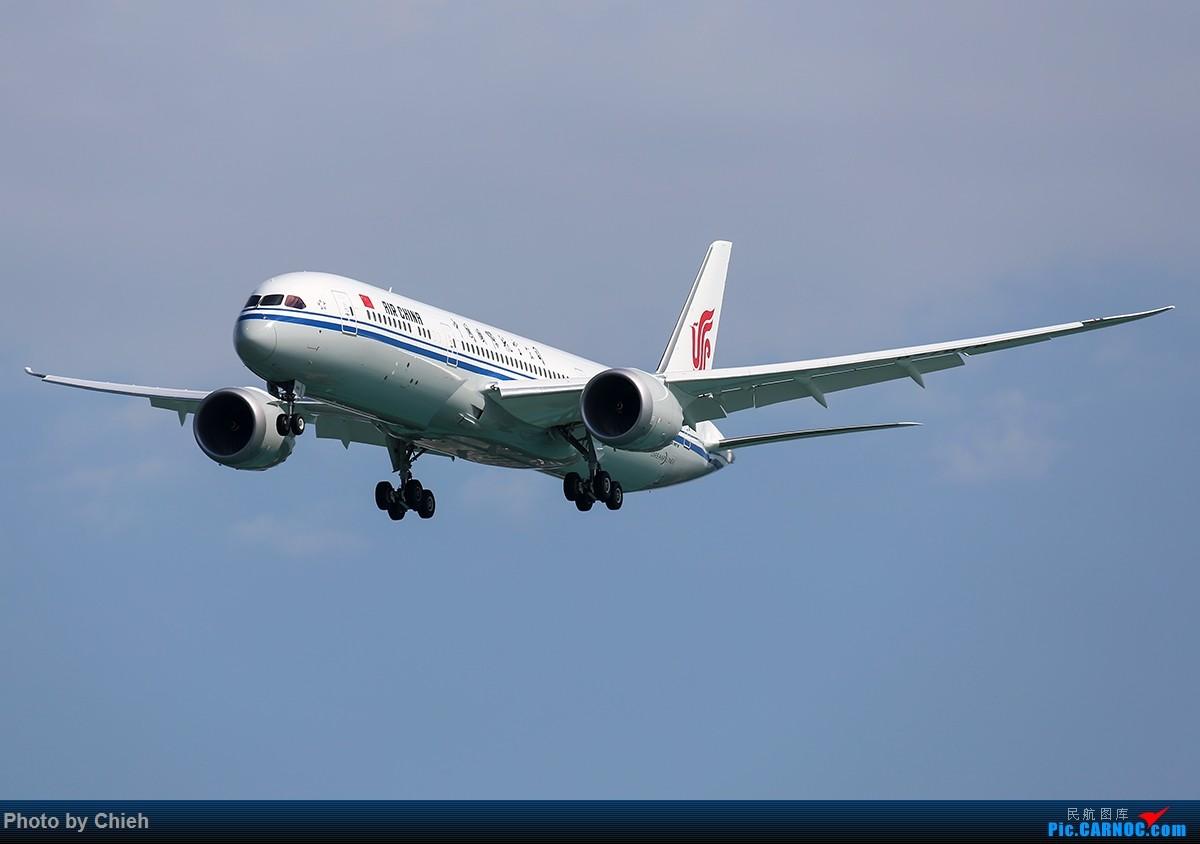 [原创]2016-06-15,国航第二架B789(B-7878),海航第一架B789(B-7880)~ BOEING 787-9 B-7878 中国北京首都国际机场