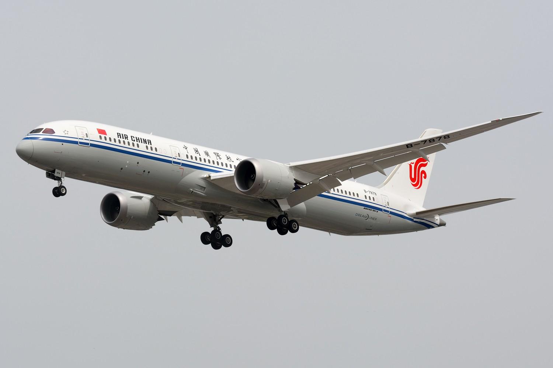 Re:[原创]【SHA】解决有无一组,B-3321,B-7877,B-7878~~~ BOEING 787-9 B-7878 中国上海虹桥国际机场
