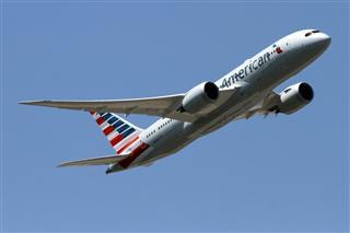 一飞冲天的Boeing 787!