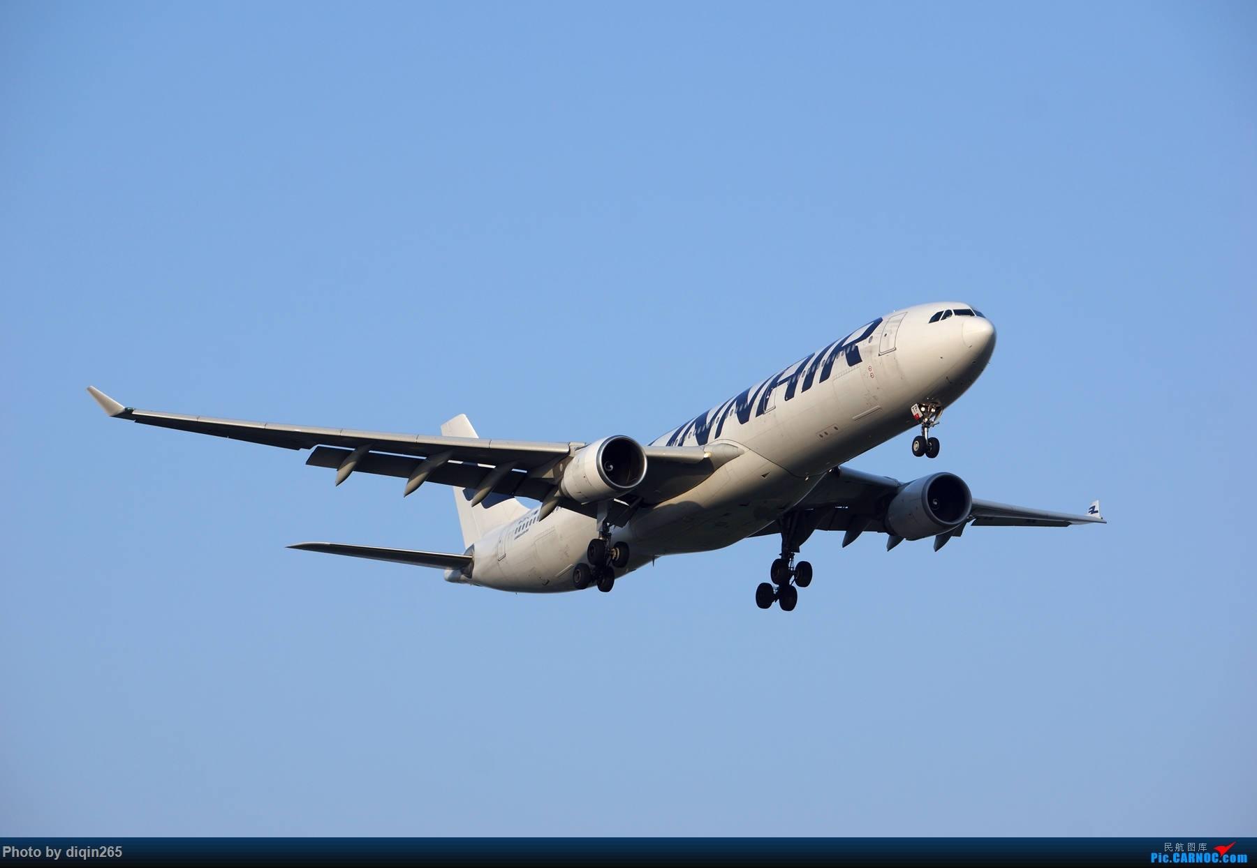 Re:[原创]6月在CKG的首次拍机 AIRBUS A330-300 OH-LTP 中国重庆江北国际机场