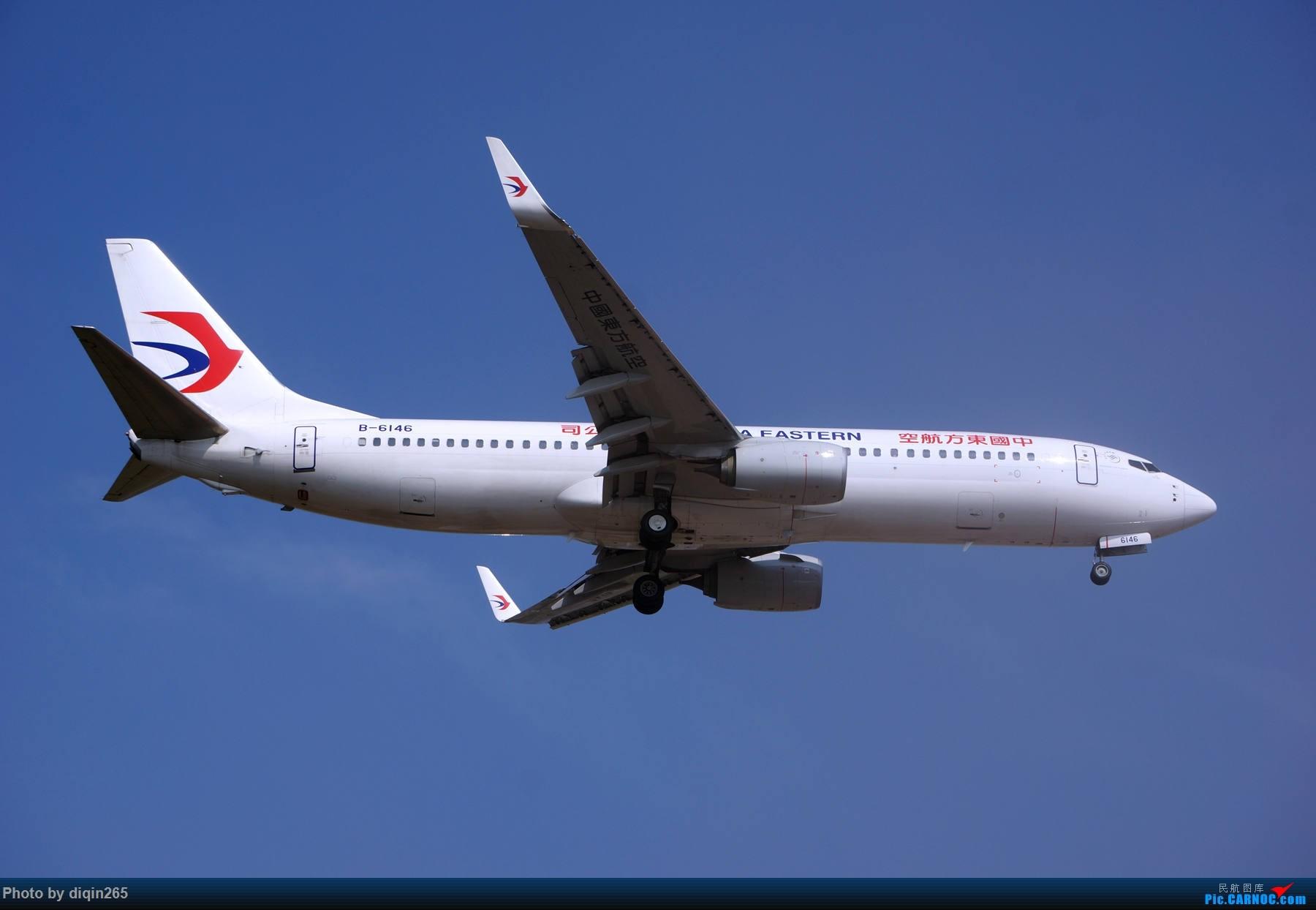 Re:[原创]6月在CKG的首次拍机 BOEING 737-800 B-6146 中国重庆江北国际机场
