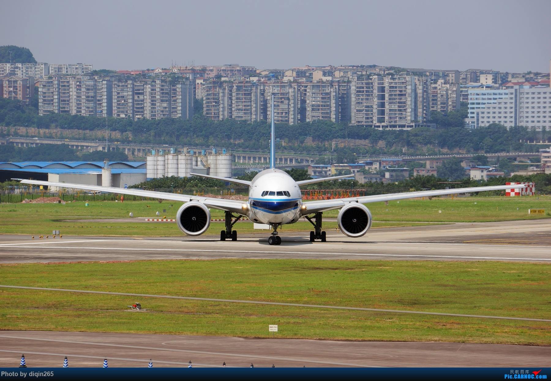 Re:[原创]6月在CKG的首次拍机 BOEING 777-200 B-2081 中国重庆江北国际机场