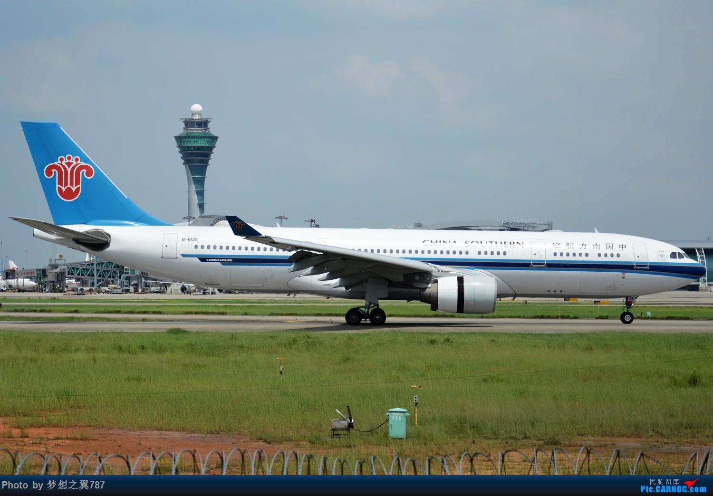 Re:[原创]2016.6.18白云随拍 AIRBUS A330-200 B-6135 中国广州白云国际机场