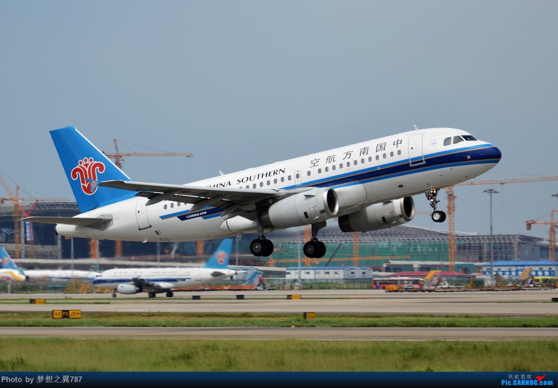 Re:[原创]2016.6.18白云随拍 AIRBUS A319-100 B-6242 中国广州白云国际机场