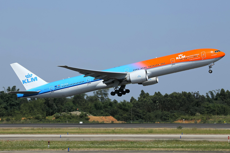 Re:[原创][CCFA] CTU 成都六月绝对的惊喜,KLM荷兰皇家航空Orange Pride首次亲吻成都!!!!!!! BOEING 777-300  中国成都双流国际机场
