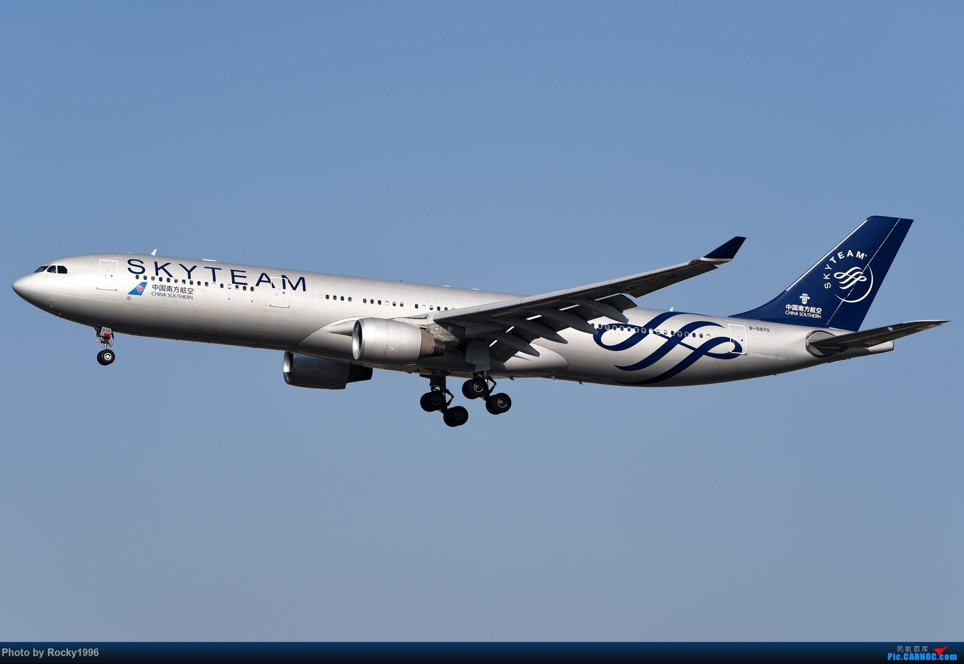 Re:[原创]要发霉了,炒个冷饭 AIRBUS A330-300 B-5970 中国上海虹桥国际机场