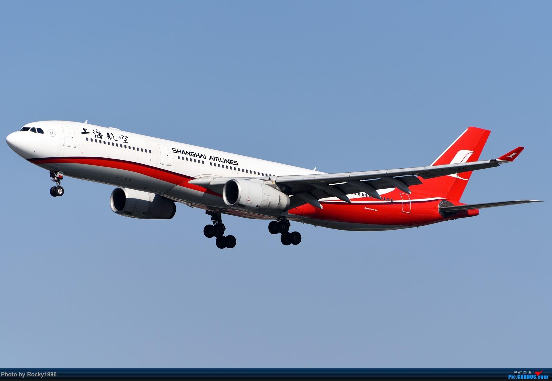 Re:[原创]要发霉了,炒个冷饭 AIRBUS A330-300 B-6127 中国上海虹桥国际机场