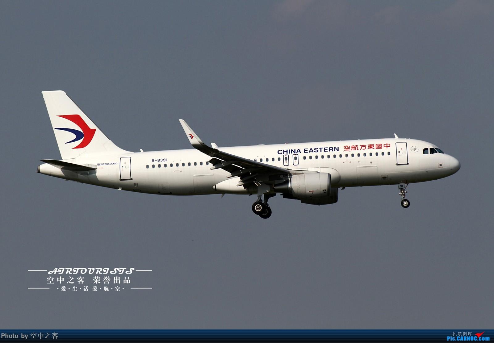 Re:[原创][合肥飞友会·霸都打机队 空中之客出品]少有的周末大晴天 来一场说走就走的拍机(1+1) AIRBUS A320-200 B-8391 合肥新桥国际机场