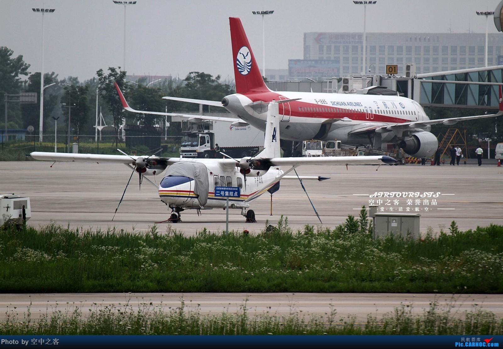 Re:[原创][合肥飞友会·霸都打机队 空中之客出品]虽然水泥天也要来一场说走就走的拍机(前传) HAFEI Y12II B-3838 合肥新桥国际机场