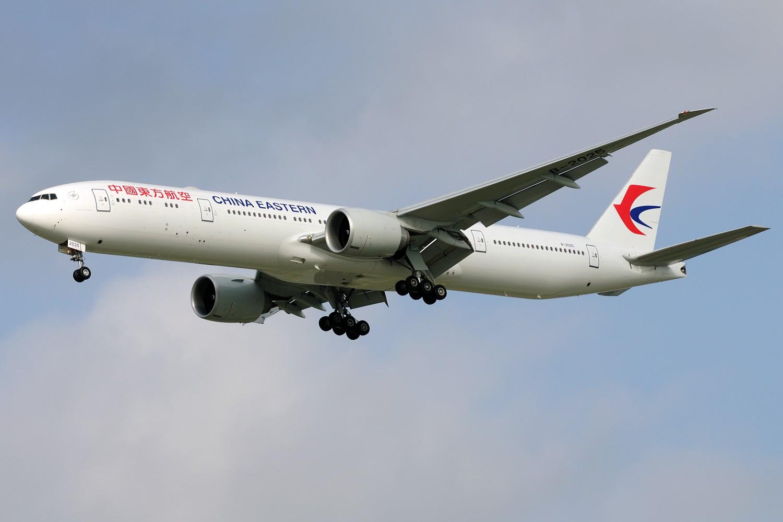 Re:[原创]【PVG】~~~继续清库存~~~ BOEING 777-300ER B-2025 中国上海浦东国际机场