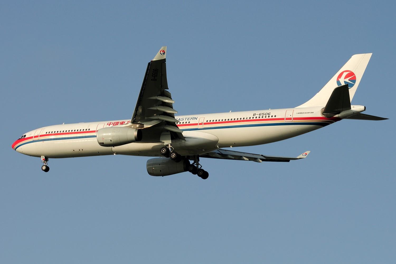 Re:[原创]【PVG】~~~继续清库存~~~ AIRBUS A330-300 B-6506 中国上海浦东国际机场