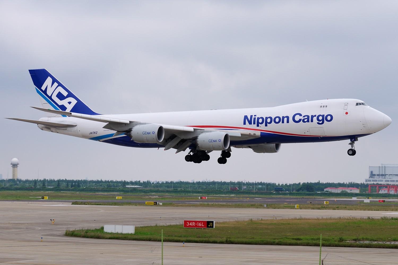 Re:【PVG】~~~继续清库存~~~ BOEING 747-8F JA17KZ 中国上海浦东国际机场