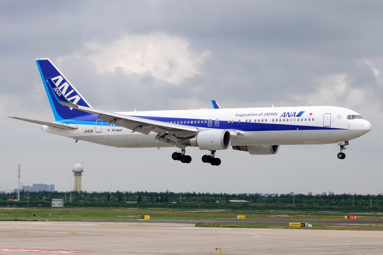 Re:[原创]【PVG】~~~继续清库存~~~ BOEING 767-300ER JA621A 中国上海浦东国际机场