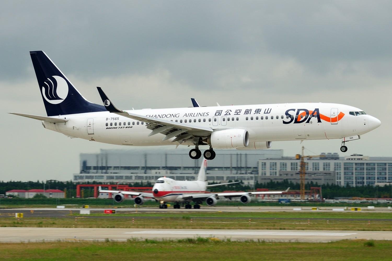 Re:[原创]【PVG】~~~继续清库存~~~ BOEING 737-800 B-7565 中国上海浦东国际机场