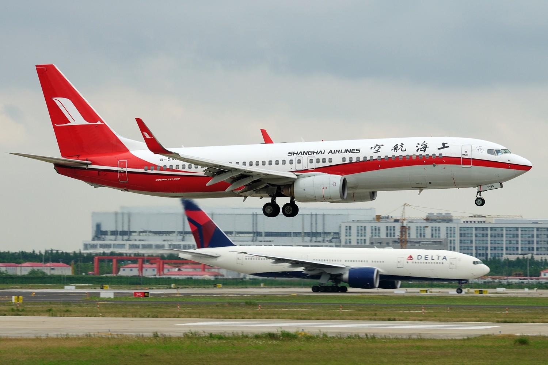 Re:[原创]【PVG】~~~继续清库存~~~ BOEING 737-800 B-5185 中国上海浦东国际机场