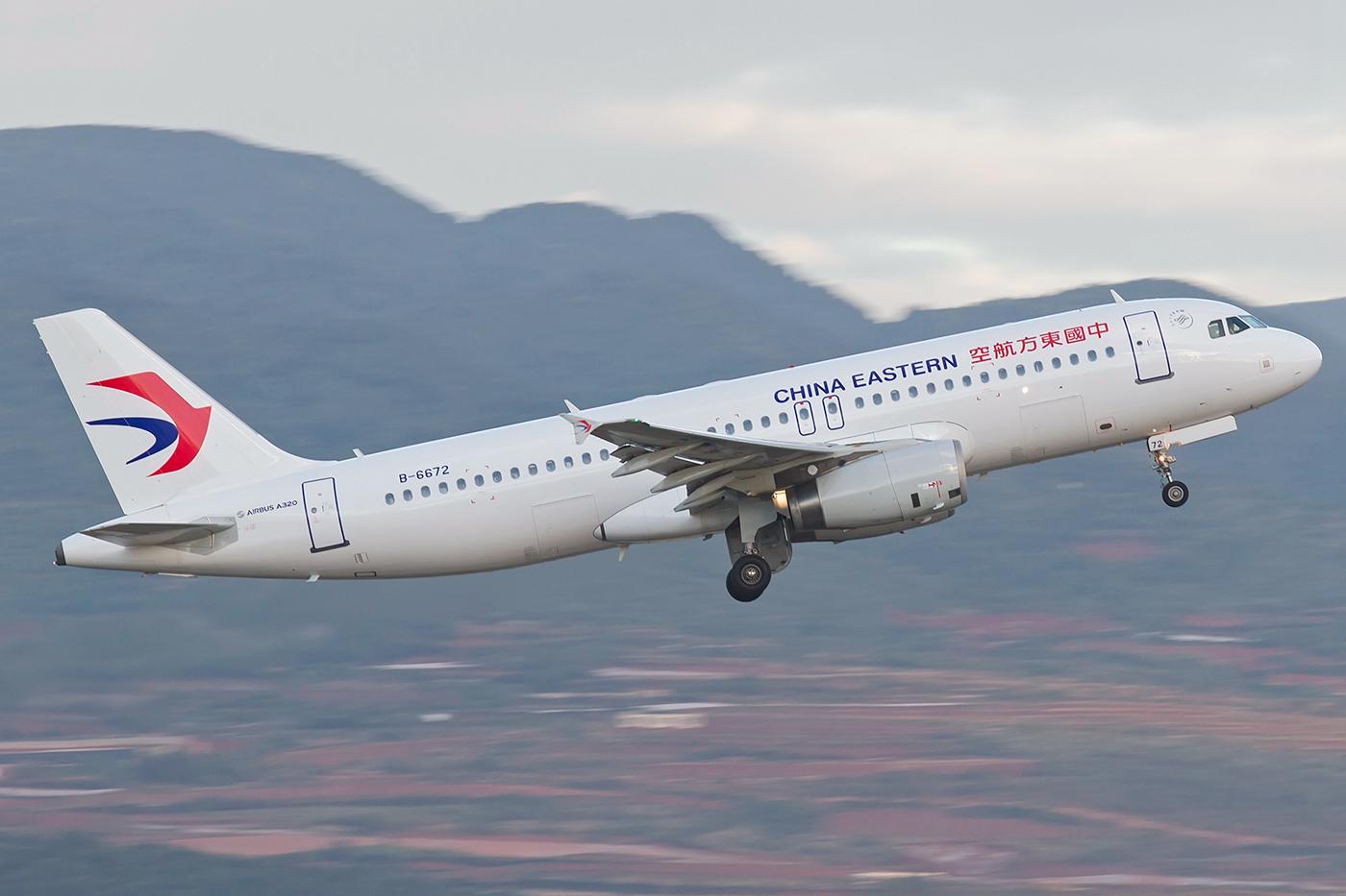 Re:[原创]【昆明飞友会-KMG木鱼6月拍机】图片有点多,耐心看,感谢各位 AIRBUS A320-200 B-6672 中国昆明长水国际机场