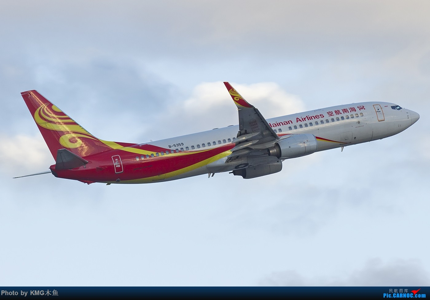 Re:[原创]【昆明飞友会-KMG木鱼6月拍机】图片有点多,耐心看,感谢各位 BOEING 737-800 B-5359 中国昆明长水国际机场