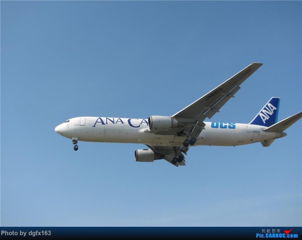 Re:[原创]【dgfx163的拍机(2)大连周水子DLC,比较平淡,内有好货(厦航天合号)ANA货机(763F),还不错 BOEING 767-300  中国大连国际机场