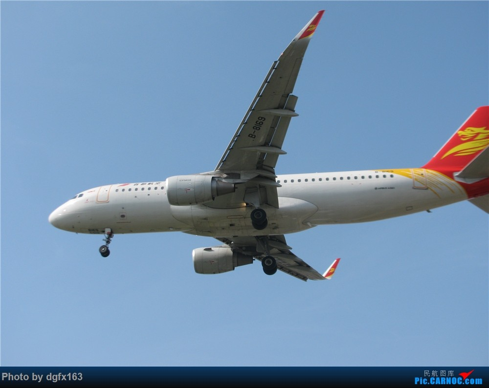 Re:[原创]【dgfx163的拍机(2)大连周水子DLC,比较平淡,内有好货(厦航天合号)ANA货机(763F),还不错 AIRBUS A320-200 B-8169 中国大连国际机场