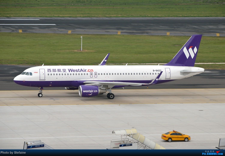Re:[原创]【BLDDQ】试机就要水泥雷雨加超远,D500+200-500试图 AIRBUS A320-200 B-8422 中国大连国际机场