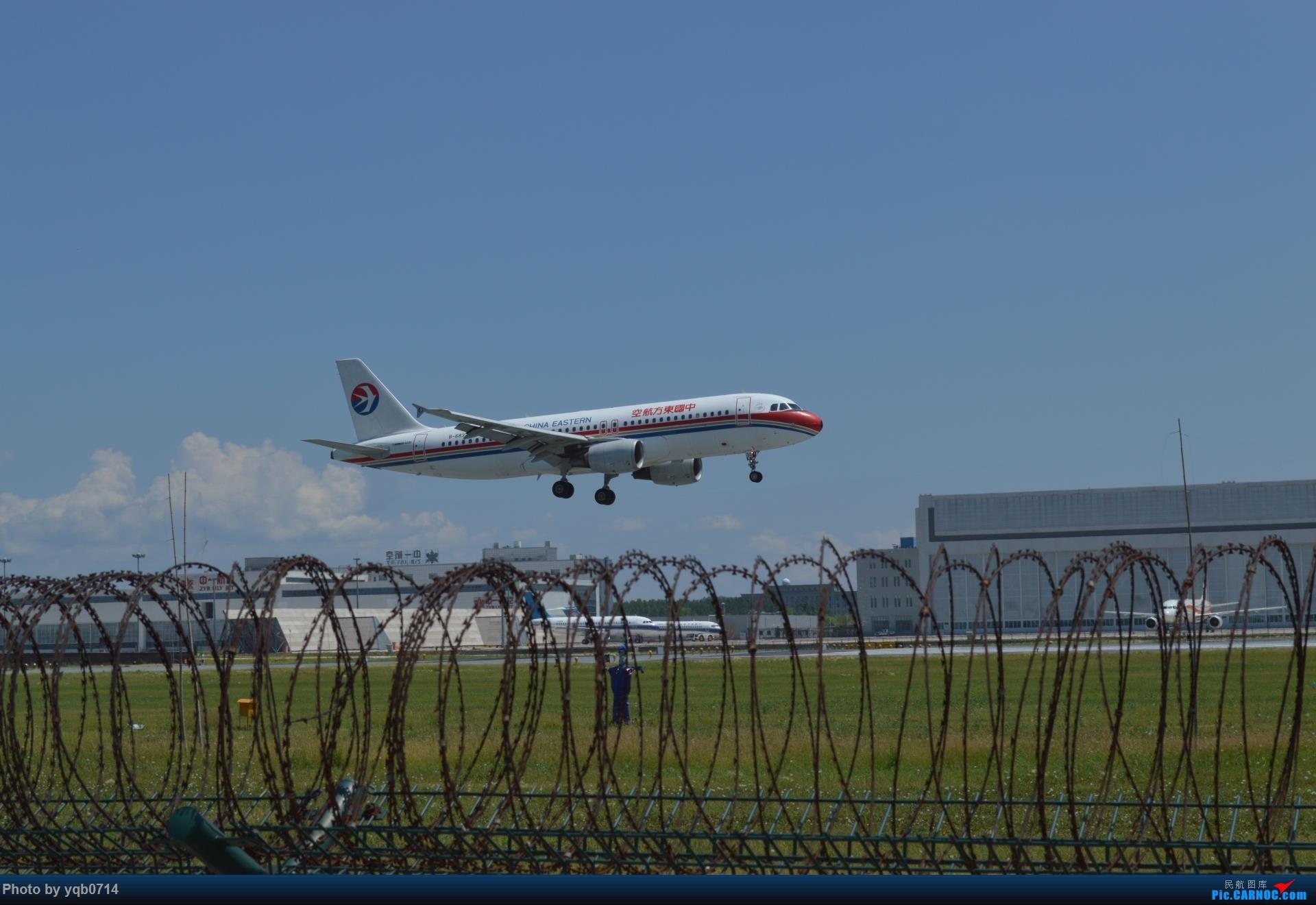 Re:[原创]出来炸道,喜欢星空联盟的小反!!!! AIRBUS A320-200 B-6832 沈阳桃仙
