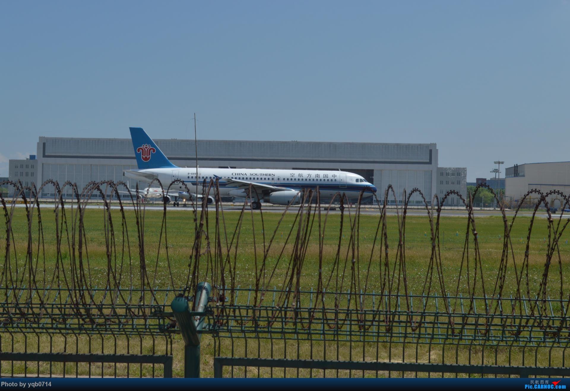 Re:[原创]出来炸道,喜欢星空联盟的小反!!!! AIRBUS A320-200 B-6896 沈阳桃仙