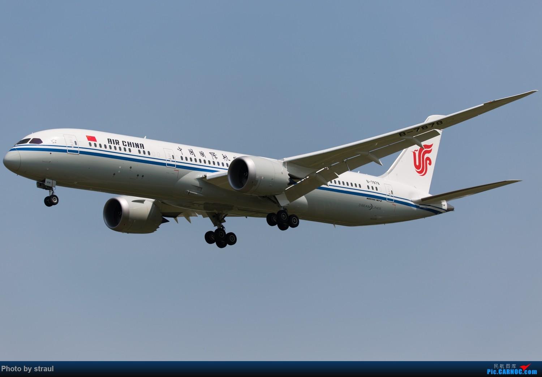 Re:[原创]「多图多机」今日的一些 / 国航B-7879 / 国航B-7878 / 海航B-7880 BOEING 787-9 B-7878 中国北京首都国际机场