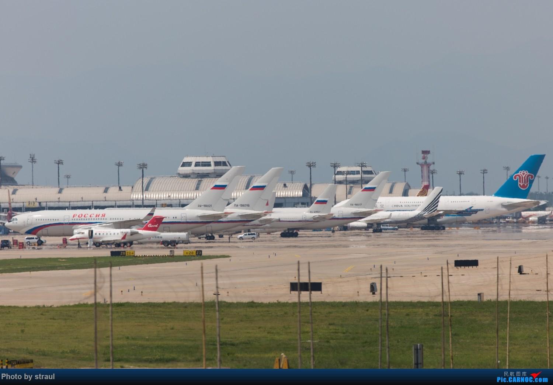 Re:[原创]「多图多机」今日的一些 / 国航B-7879 / 国航B-7878 / 海航B-7880 ILYUSHIN IL-96