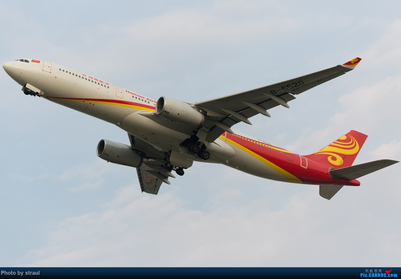 Re:[原创]「多图多机」今日的一些 / 国航B-7879 / 国航B-7878 / 海航B-7880 AIRBUS A330-300 B-6520 中国北京首都国际机场