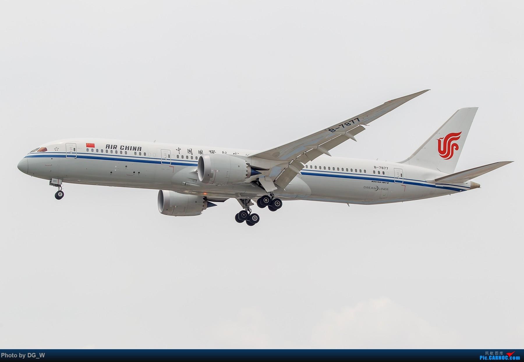 Re:【南宁飞友】两月之内三次虹桥拍机,大雨中的吹水,水泥天的迪斯尼,晚点的789,不期而遇的ARJ BOEING 787-9 B-7877 中国上海虹桥国际机场