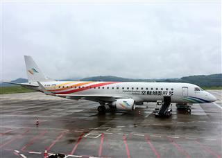 Re:多彩貴州航空@重慶萬州機場