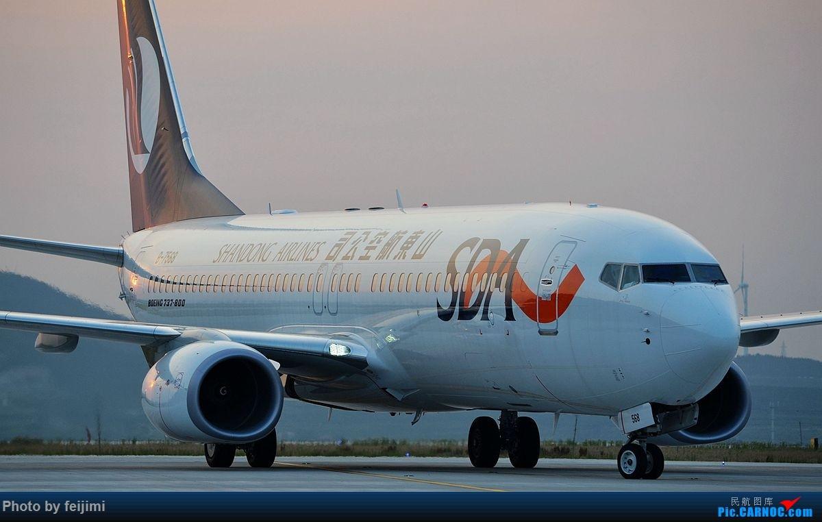 Re:[原创]<子安&拍机>在小地方,拍机,要有心,一组内场图奉上 BOEING 737-800 B-7568 中国烟台蓬莱国际机场