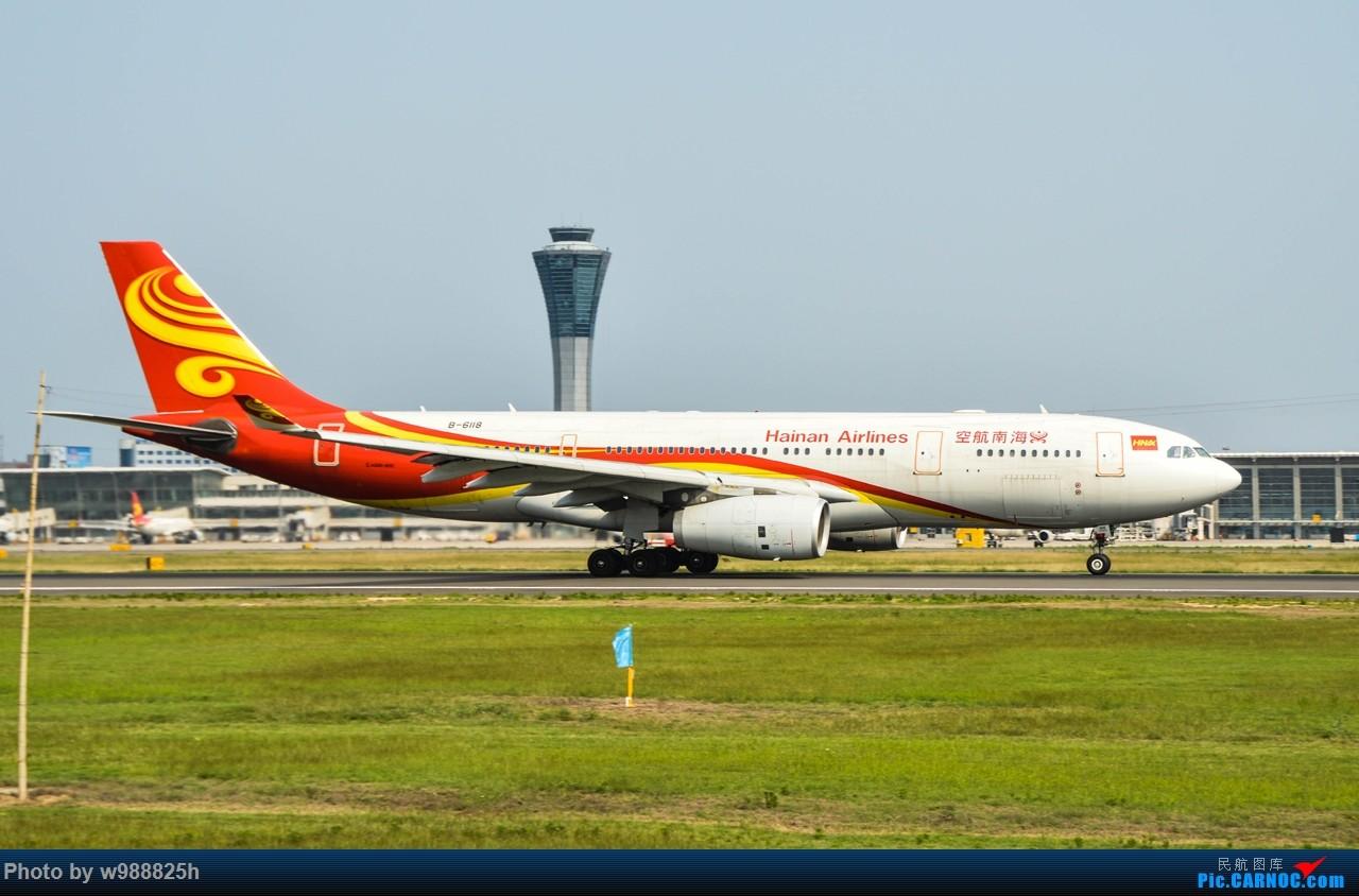 Re:[原创]XIY毕业拍机庆祝一下~下次去就不知道什么时候咯~ AIRBUS A330-200 B-6118 中国西安咸阳国际机场