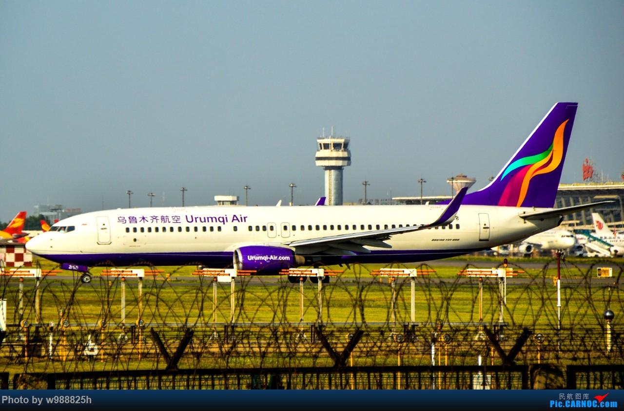 Re:[原创]XIY毕业拍机庆祝一下~下次去就不知道什么时候咯~ BOEING 737-800 B-2158 中国西安咸阳国际机场