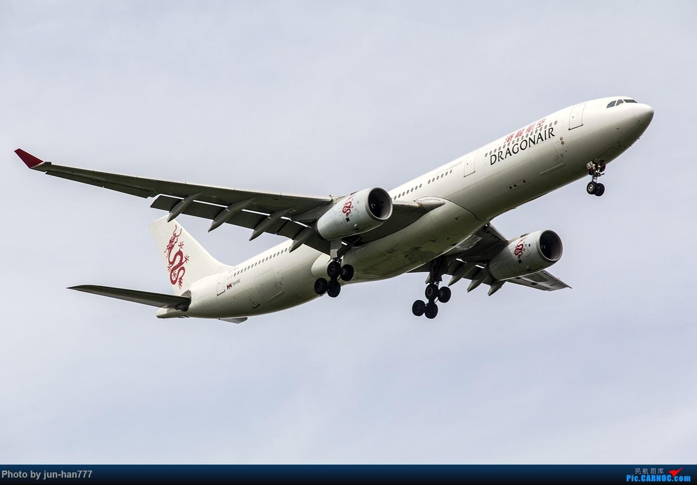[原创]PVG东跑 AIRBUS A330-200