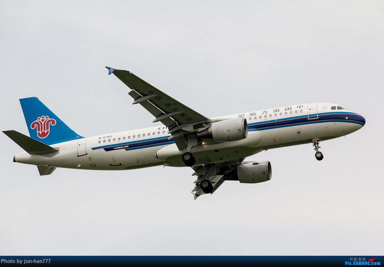 Re:[原创]PVG东跑 AIRBUS A320-200 B-6703