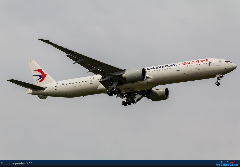 Re:[原创]PVG东跑 BOEING 777-300ER B-2023