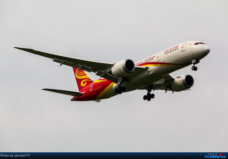 Re:[原创]PVG东跑 BOEING 787-8 B-2722