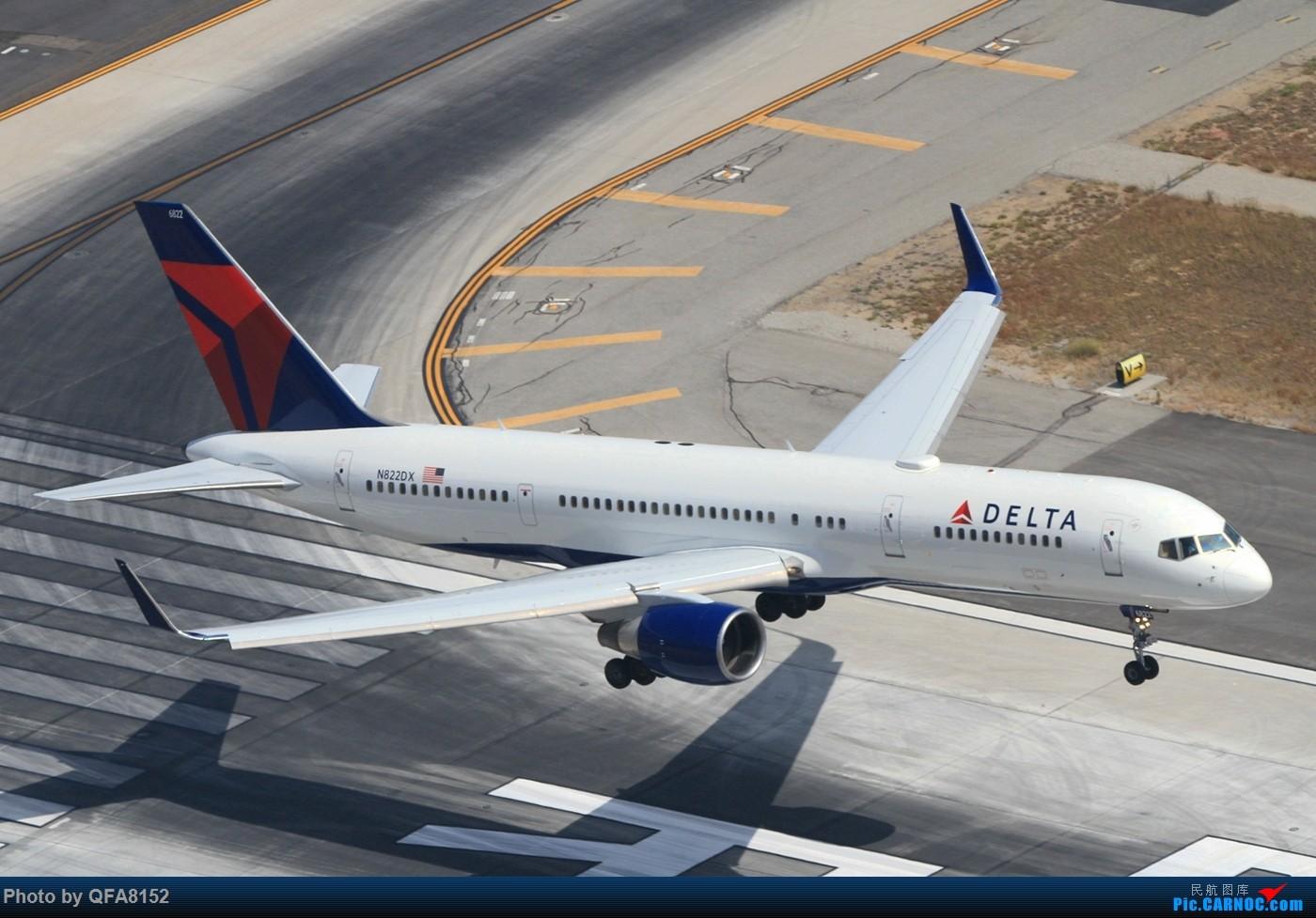 Re:[原创]也算是实现一个愿望了 BOEING 757-200 N822DX 洛杉矶国际机场