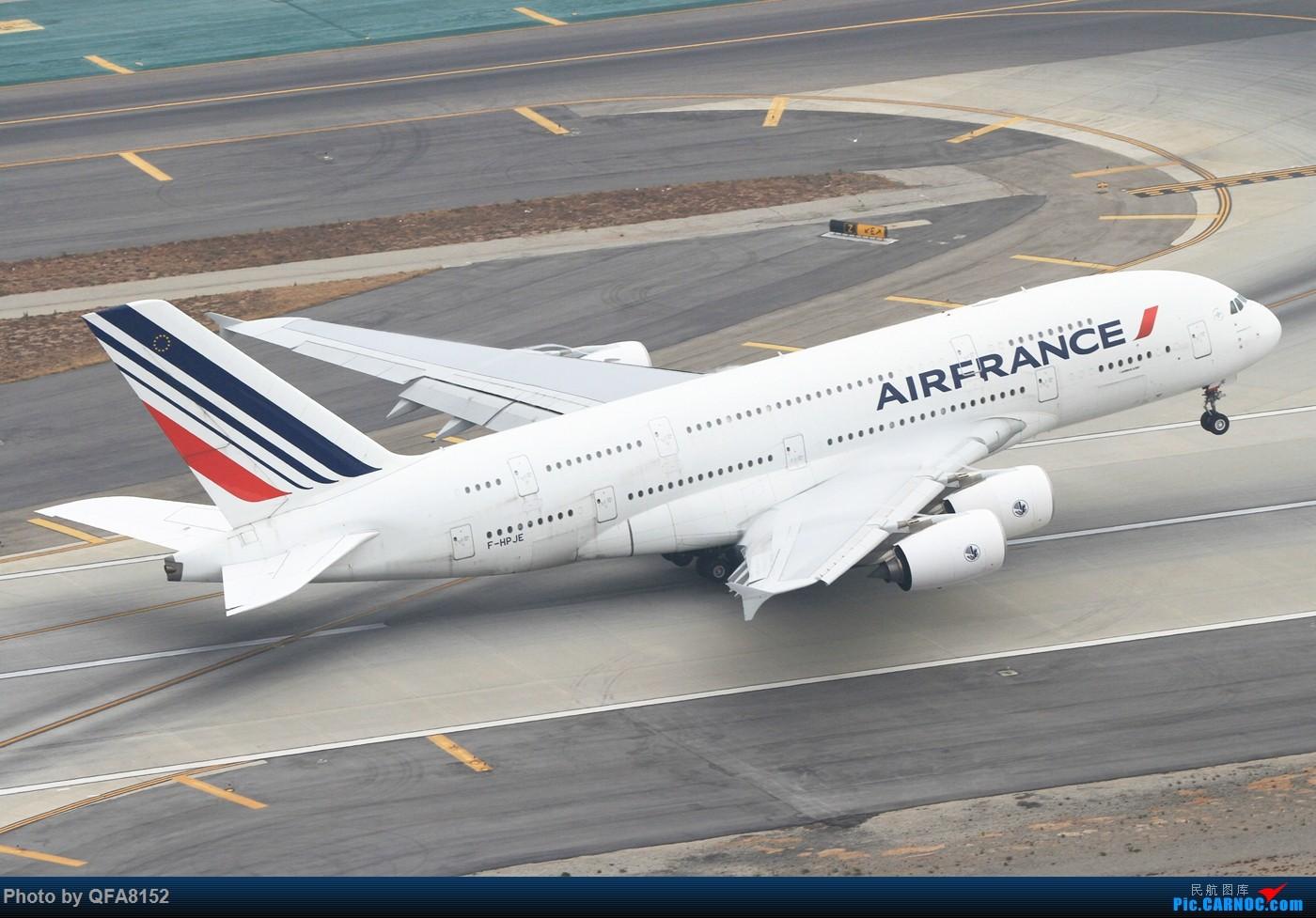 Re:[原创]也算是实现一个愿望了 AIRBUS A380-800 F-HPJE 洛杉矶国际机场