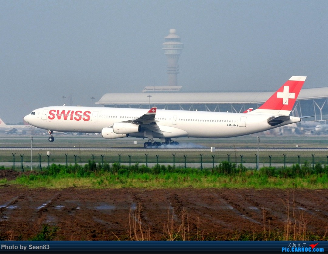 [原创]又是一年春去夏来 AIRBUS A340-300 HB-JMJ PVG