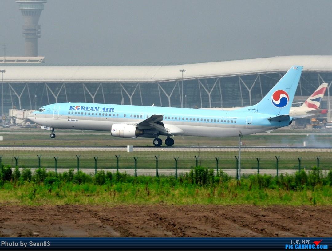 Re:[原创]又是一年春去夏来 BOEING 737-900  PVG