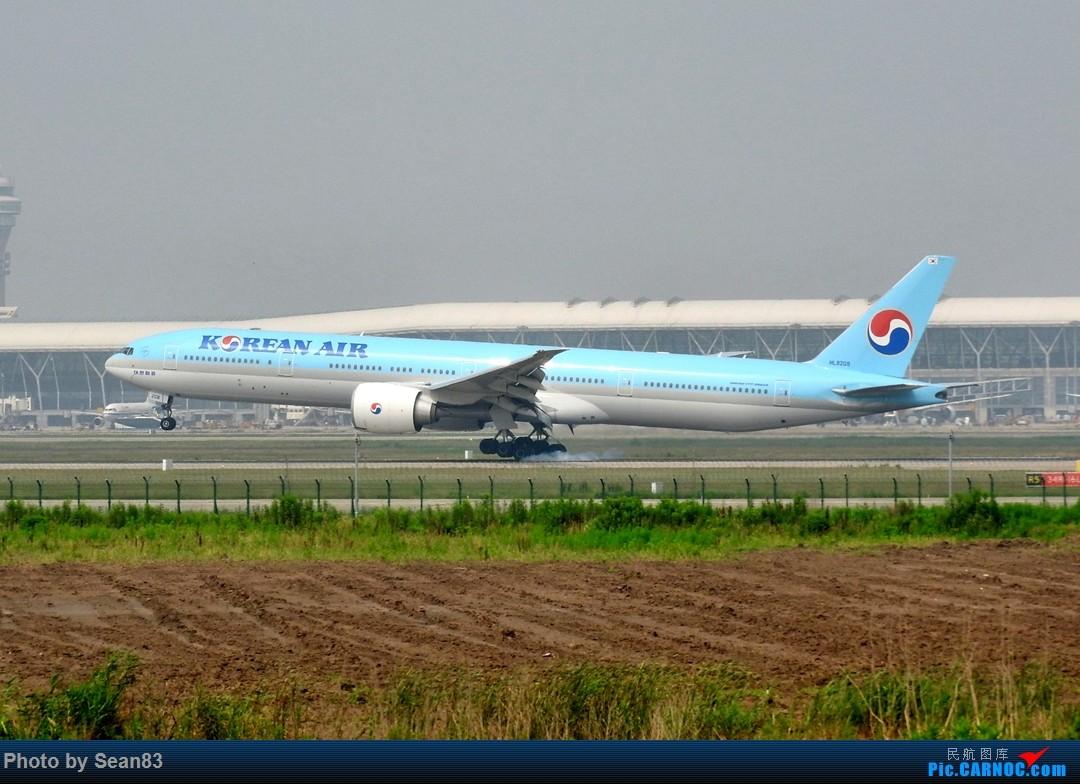 Re:[原创]又是一年春去夏来 BOEING 777-300ER  PVG